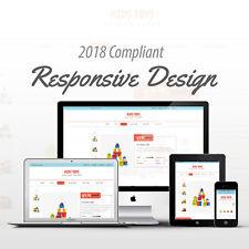 2018 Compliant Premium Responsive Ebay Auction Listing Template Toy Design