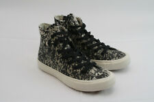 Womens Chuck Taylor II High Lunarlon Black Pattern Size 7 NEW