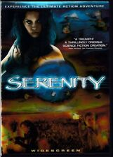 Serenity DVD Joss Whedon (DIR) 2005 (Widescreen) (Nathan Fillion) Region 1