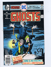 Ghosts #46 DC 1976