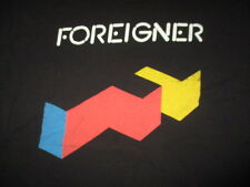 Retro Foreigner Agent Provocateur (Xl) T-Shirt Lou Gramm Mick Jones