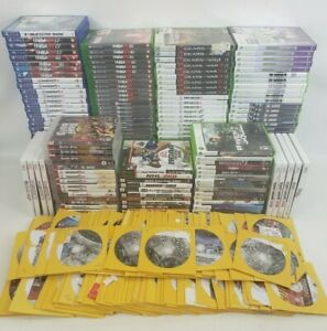 VIDEO GAMES BIG PRE-OWNED SELECTION - PS2 PS3 Xbox 360 ONE WII - BUNDLE & SAVE