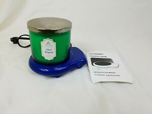 NEW! Candle Warmer ( PET SAFE) BLUE Fast shipping!!!!