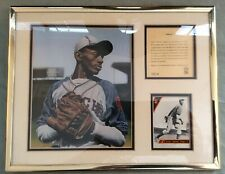 1992 SATCHEL PAIGE Limited Edition Lithograph & collector Card RARE!!