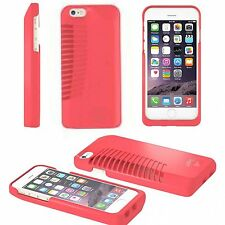 Apple iPhone 6/6S Rugged Case Triple Density Shell with Audio Boost System Pink