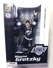 "McFarlane Sports NHL Hockey 12"" Wayne Gretzky Series 1 Kings New from 2004"