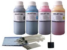 4x250ML refill ink for Canon PG-243 CL-244  MG3020 TS202 TS302 TS3120 TS3122