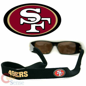 San Francisco 49ers Neoprene Sunglasses Holder Accessory