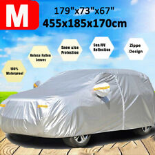 Waterproof Full SUV Car Cover Scratch Resistant Protection Outdoor For BMW X1 X2