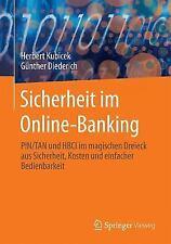 Sicherheit Im Online-Banking : PIN/TAN und HBCI Im Magischen Dreieck Aus...