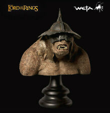 Lord Of Das Rings Catapult Troll Bust Ltd 3000 By Weta Sideshow