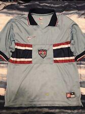 Usa Us Usmnt Soccer 1995 Third Jersey Rare