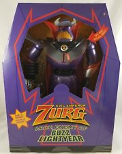 New Disney Store Toy Story Talking Light-Up Emperor Zurg Action Figure 12""