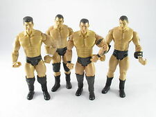 Jakks WRESTLING Figura RANDY ORTON x 4 WWF WWE Deluxe aggressione