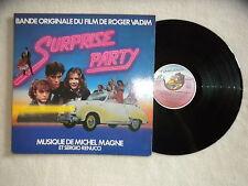 """LP MICHEL MAGNE/SERGIO RENUCCI """"Surprise Party"""" FLARENASCH 723 658 FRANCE µ"""