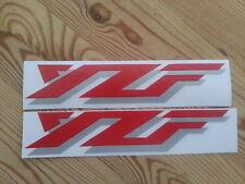 Yamaha YZF fairing decals stickers 2 colour R6 R1 Thundercat Thunderace