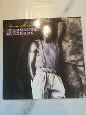 JERMAINE JACKSON PRECIOUS MOMENTS VINYL LP