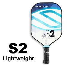 New Selkirk Amped Lite S2 Pickleball Paddle X5 Polymer Core Fiberflex Face Blue