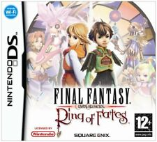 Final Fantasy Crystal Chronicles Ring of Fates | Nintendo DS / 3DS