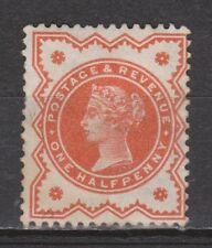 Great Britain nr 86 MLH ong Victoria 1887 VEILING oude POSTZEGELS ENGELAND