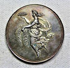 German Silver Medal Frankfurt Garden Club Silver