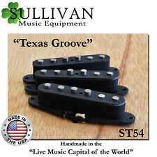 Stratocaster Custom Shop Fits Fender Strat Hand Wound Pickups SME - ST54