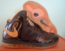 New Nike Air Max Hyperposite KD Foamposite NBA Shoes Bronze Brown Orange Size 10