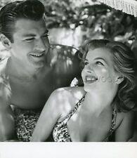 CORINNE CALVET 1949 VINTAGE PHOTO ORIGINAL #3