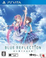 BLUE REFLECTION PS Vita Koei Tecmo Sony PlayStation Vita From Japan