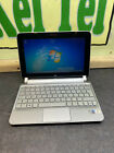 Hp Mini Grey 2gb Ram Windows 7 Small Netbook Laptop 250gb Wifi Uk Ready To Use