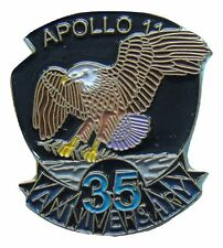 PIN enamel APOLLO 11 XI - 35th Anniversary - Eagle Has Landed NASA
