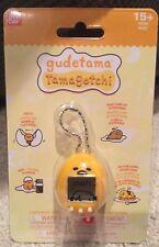 Bandai x Sanrio Gudetama Tamagotchi Virtual Pet Keychain US English Version