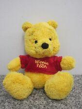 "Disney Winnie The Pooh 8"" Super Soft Toy No Beanies"