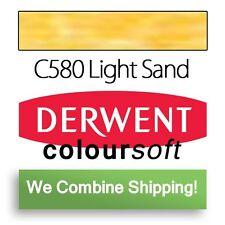 Derwent Coloursoft Pencil Light Sand 0701010