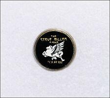 Steve Miller Band Vintage 1982 Concert Tour Pin Pinback Badge
