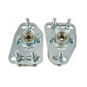 QA1 CC100MU Set of 2 Caster Camber Plates for 79-89 Ford Mustang 5.0L