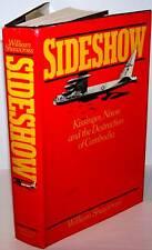 Sideshow Kissinger, Nixon Cambodia 1979 FIRST EDITION