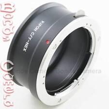 Kipon Contax Yashica C/Y Lens to Sony NEX E mount Adapter A7 A7R NEX-7 5T A5000
