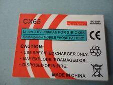 BATTERIA SIEMENS CX65-S65 S75 M65 M75 CX65 CX70 CX75 EBA76-A31C72-ME75 h.q