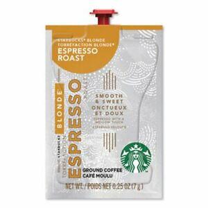 Flavia Starbucks Espresso Blonde Coffee Freshpacks -  SX05 - 72 count