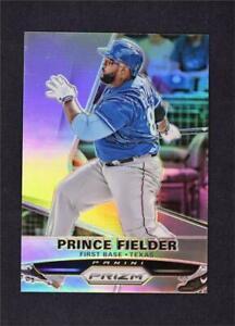 2015 Panini Prizm Prizms #130 Prince Fielder - NM-MT