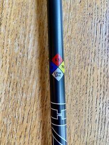 2020 Hzrdus Smoke Driver Shaft (Taylormade) X Stiff 6.5 70g