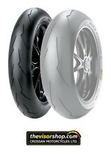 Pirelli 120/70/zr17 DIABLO SUPERCORSA SP V2 Motorcycle Road and Track Tyre FRONT