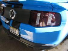 2010/2011/2012 Mustang [10FM_T] Tail Light Tint Kit - GT/V6 - Perfect fit!