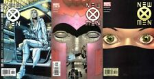 New X-Men #131-133 (2001-2004) Marvel Comics - 3 Comics