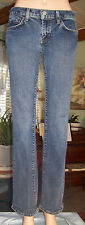 GAP Low Rise Boot Cut Stretch SIZE 2R Blue Denim Jeans W/28 L/30