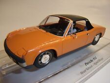 SRC Porsche 914 Street Version Orange  SRC02003 limit. Autorennbahn 1:32 Slotcar