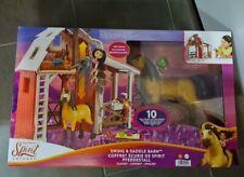 Mattel Spirit Reiterhof mit Pferd Barbie NEU OVP