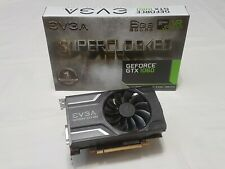 EVGA GTX 1060 SC 6GB SUPERCLOCKED 6GB GDDR5 + 6 MONTHS EVGA WARRANTY