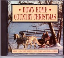 Down Home Country Christmas CD Classic JOHNNY CASH MARTY ROBBINS RAY PRICE